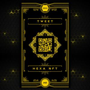 HEXA NFT カード